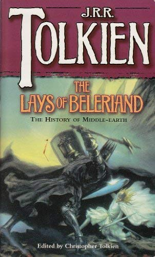 9780395486832: The Lays of Beleriand