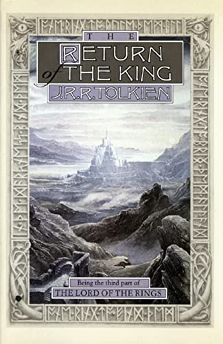 9780395489307: The Return of the King: Being Thethird Part of the Lord of the Rings (Lord of the Rings, Part 3)