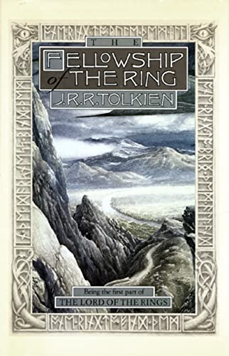 9780395489314: The Fellowship of the Ring: Being the First Part of the Lord of the Rings (Lord of the Rings, Part I)