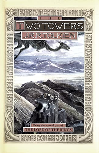 9780395489338: The Two Towers: Being the Second Part of The Lord of the Rings