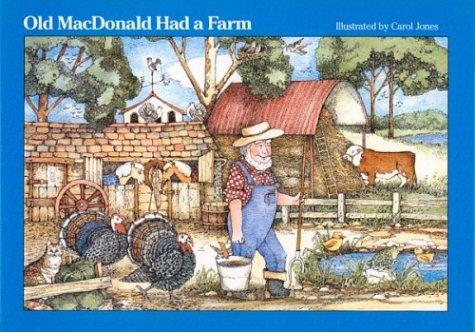 9780395492123: Old Macdonald Had a Farm