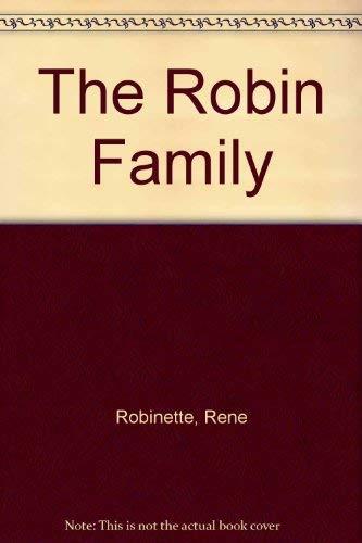 9780395492147: The Robin Family