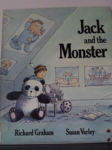 9780395496800: Jack and the Monster