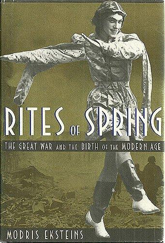 9780395498569: Rites of Spring Hb