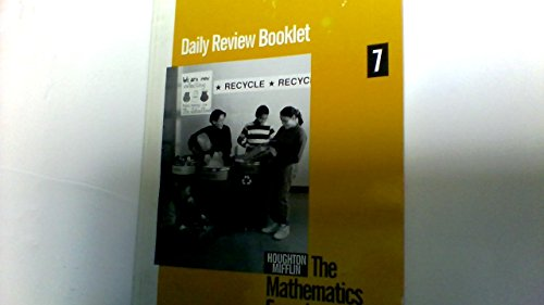 Hm Math Daily REV Bklt Lv7 92-94imp