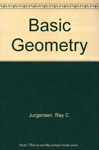 9780395501207: Basic Geometry