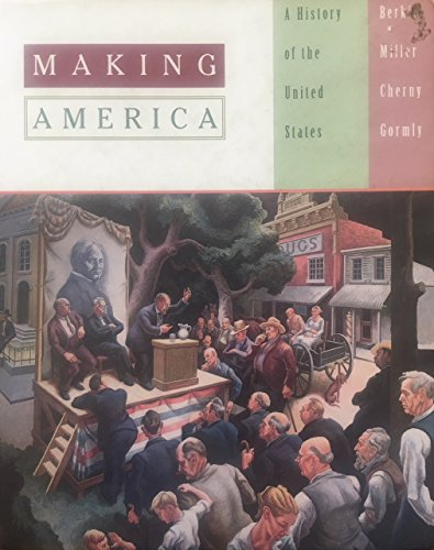 9780395502518: Making America: A History of the United States