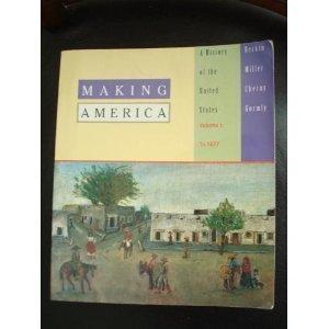 9780395502525: Making America