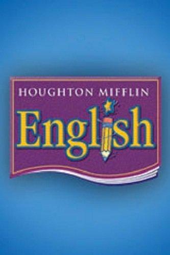 9780395503621: Houghton Mifflin English: Reteaching Workbook Grade 5