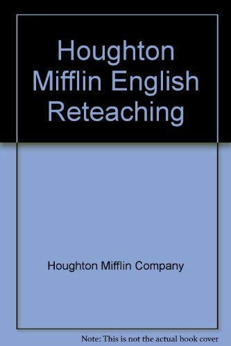 Houghton mifflin english abebooks houghton mifflin english reteaching workbook level 3 houghton mifflin company fandeluxe Image collections