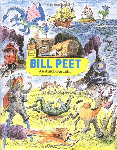 9780395509326: Bill Peet: An Autobiography