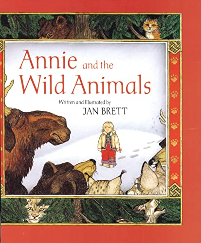 9780395510063: Annie and the Wild Animals