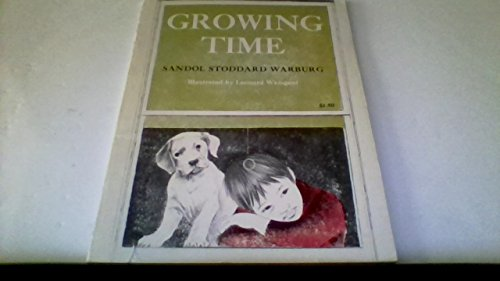 9780395510094: Growing Time