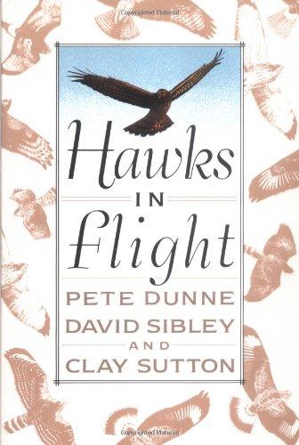 9780395510223: Hawks in Flight: The Flight Identification of North American Migrant Raptors