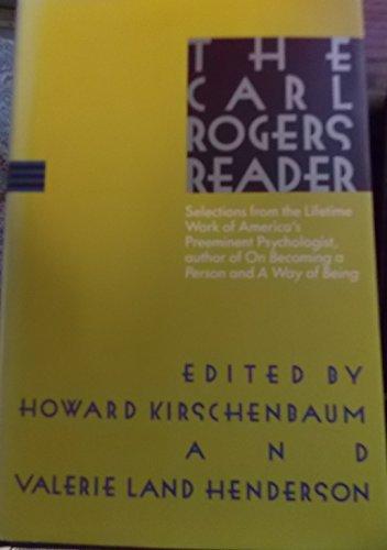 9780395510902: Carl Rogers Reader Hb