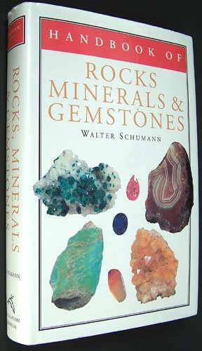 9780395511381: Handbook of Rocks, Minerals, and Gemstones