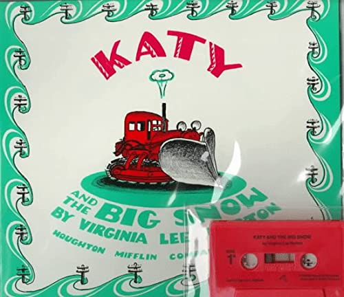 9780395511695: Katy and the Big Snow: Book and Cassette