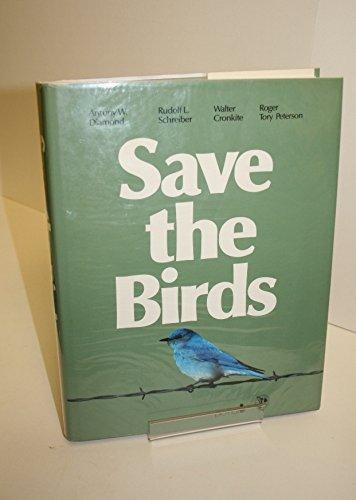 9780395511725: Save the Birds (Pro Natur Book)