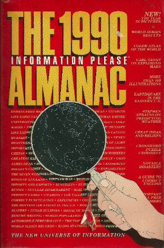 Information Please Almanac Atlas & Yearbook 1990: Johnson, Otto (Editor)