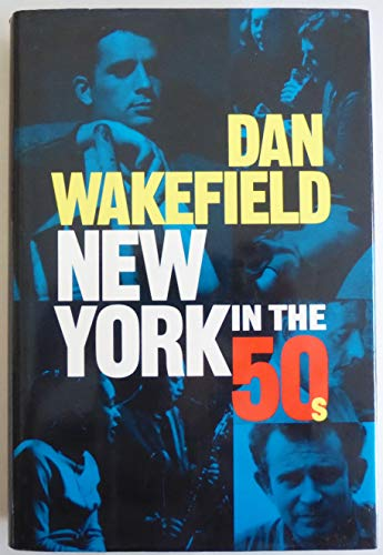 9780395513200: New York in the Fifties