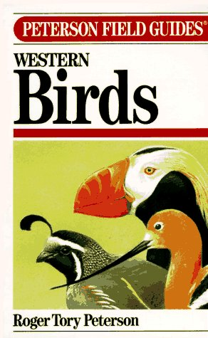 9780395514245: A Field Guide to Western Birds: A Completely New Guide to Field Marks of All Species Found in North America West of the 100th Meridian and North of