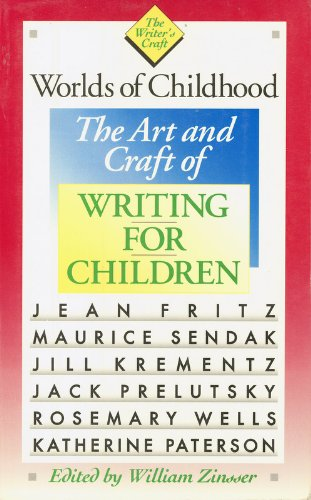 9780395514252: Worlds of Childhood: The Art and Craft of Writing for Children (The Writer's Craft)
