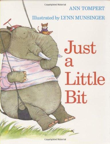 9780395515273: Just a Little Bit