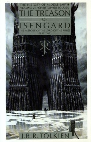 9780395515624: The Treason of Isengard: The History of the Lord of the Rings, Part 2 (History of Middle-Earth)