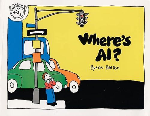 9780395515822: Where's Al?