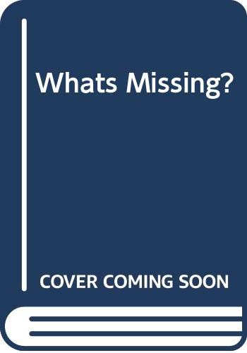 What's Missing?: American Heritage Publishing