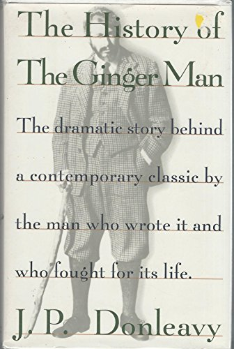 9780395515952: The History of the Ginger Man