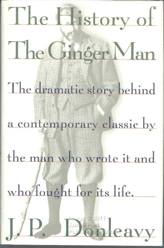 9780395515952: HISTORY OF THE GINGER MAN