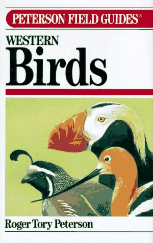 9780395517499: A Field Guide to Western Birds, third Edition (Peterson Field Guides)