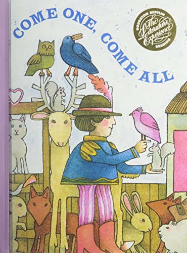 Come One, Come All (The Literature Experience): Tomie dePaola, Betty