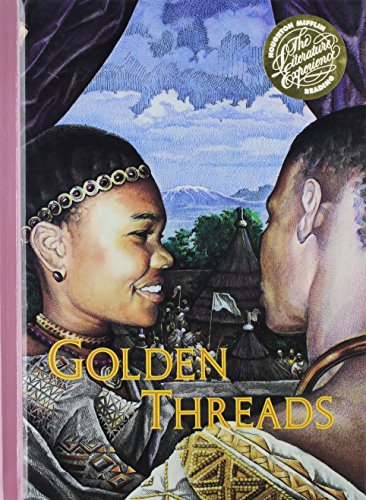 9780395519226: Houghton Mifflin Reading the Literature Experience: Golden Threads Level 3 Plus