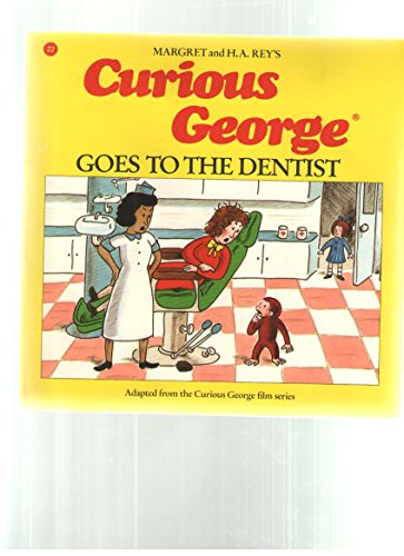9780395519387: Curious George Goes to the Dentist