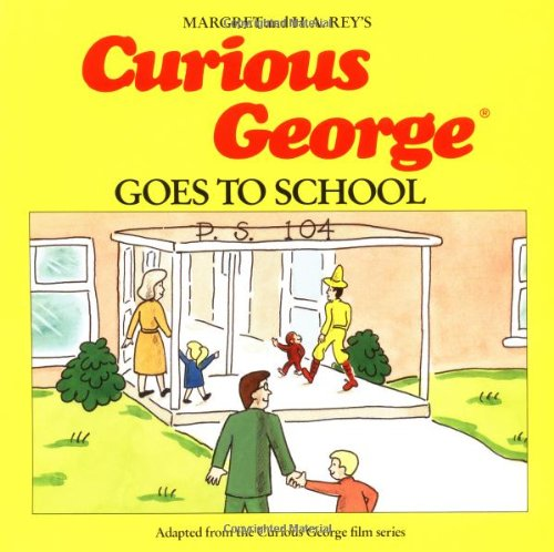 9780395519394: Curious George Goes to School