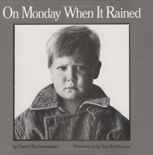 9780395519400: On Monday When it Rained