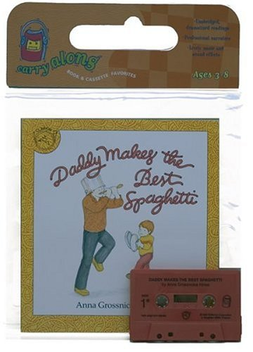9780395519981: Daddy Makes the Best Spaghetti Book & Cassette