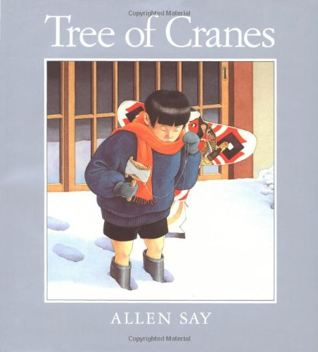Tree of Cranes: Say, Allen