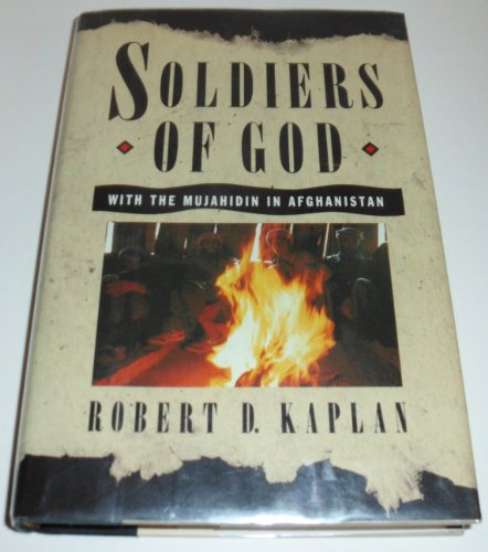 9780395521328: Soldiers of God: With the Mujahidin in Afghanistan