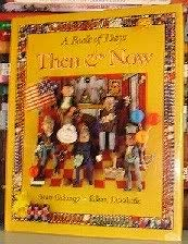 9780395521533: Then & Now: A Book of Days
