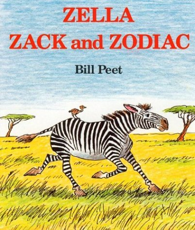 Zella, Zack and Zodiac (0395522072) by Bill Peet