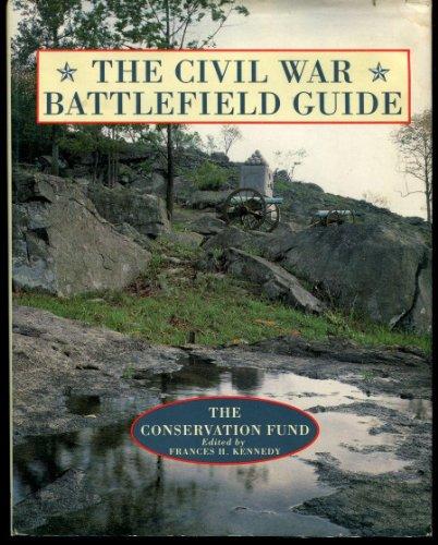 9780395522820: The Civil War Battlefield Guide