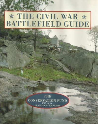 9780395522820: The Civil War Battlefield Guide