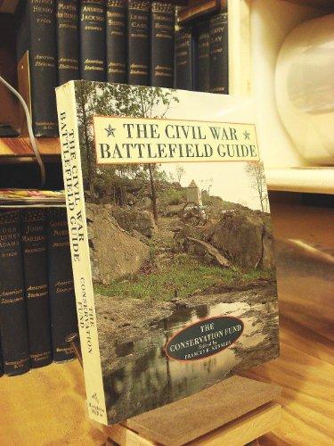 9780395522837: The Civil War Battlefield Guide