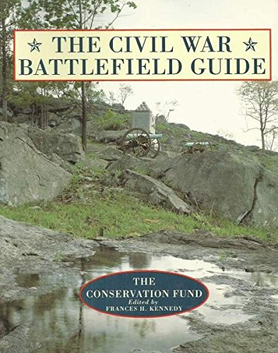 9780395522837: The Civil War Battlefield Guide