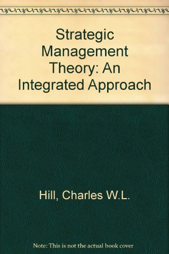 9780395523698: Strategic Management: an Integrated Approach