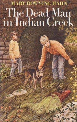 9780395523971: The Dead Man in Indian Creek