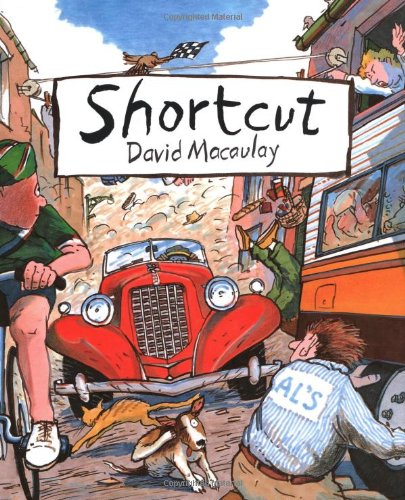 SHORTCUT (FIRST EDITION)